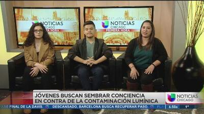 Primera Hora: Miembros de Youth Organization for Lights Out nos hablan sobre la contaminación de la luz