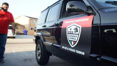 Cómo funcionan las patrullas comunitarias que alertan sobre redadas de ICE en San Diego
