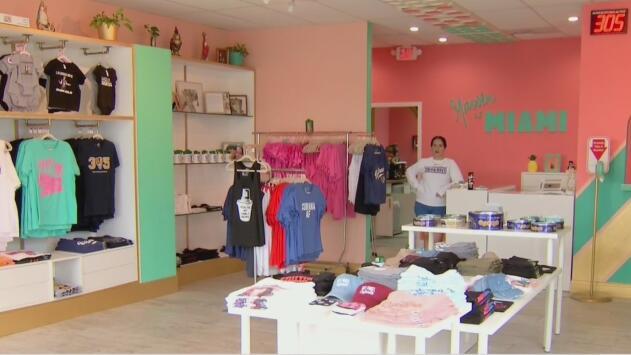 Una joven cubana del sur de Florida hizo de las expresiones populares de los latinos un negocio exitoso