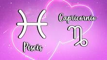 Compatibilidad de Piscis con Capricornio