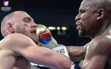 En fotos: la otra cara del 'Combate del siglo' entre Mayweather y McGregor hace un año
