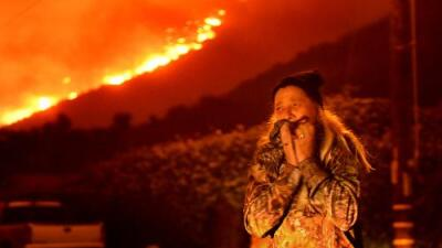 Trump declara estado de emergencia en California por los incendios forestales