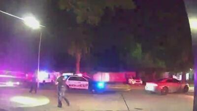 Tres atracos y un sospechoso muerto: lo que se sabe de la intensa persecución a cuatro individuos en Houston