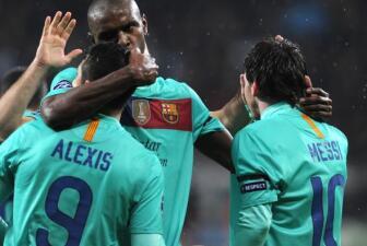 Barça no tuvo problemas ante el Leverkusen