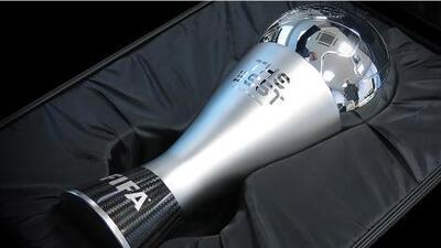 FIFA dio a conocer el trofeo 'The Best'