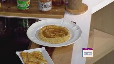 La receta: hummus