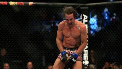 El peleador de UFC Josh Samman falleció