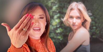 """Tanya Charry compara su anillo con el de Irina Baeva y asegura: """"Es más grande el mío, sorry"""""""