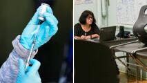 Coronavirus: El condado de Los Ángeles se prepara para iniciar la vacunación de los maestros