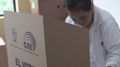 Así transcurrió la jornada de las elecciones seccionales en Ecuador
