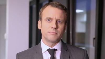 El ahora presidente francés dejó en evidencia a Donald Trump por cuestionar el cambio climático