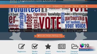 ¿Cómo registrarse para votar en las elecciones primarias de California?