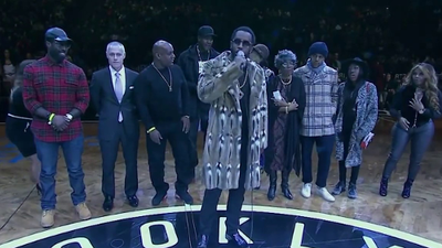 Notorious B.I.G. Gets A Brooklyn Honor inside the Barclays Center