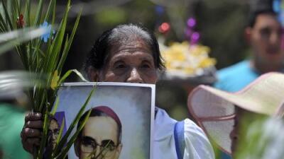 Óscar Romero, el arzobispo salvadoreño asesinado en 1980, será canonizado este domingo
