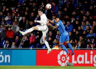 En fotos: se apilan los sinsabores Merengues, Real Madrid no pasa del empate con Getafe