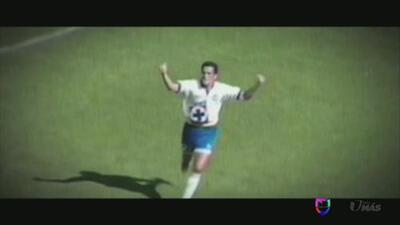 Carlos Hermosillo recordó el título del 97' con Cruz Azul
