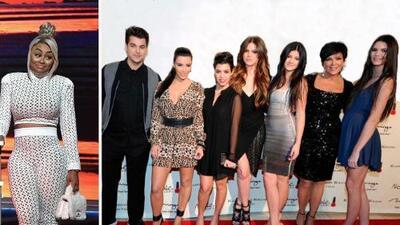 Blac Chyna contraataca con demanda al imperio Kardashian