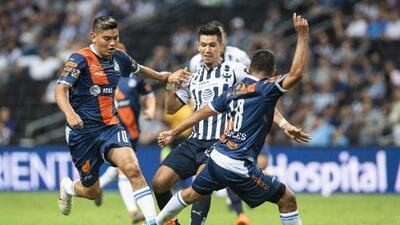 Cómo ver Monterrey vs. Puebla en vivo, por la Liga MX 21 de Septiembre 2019