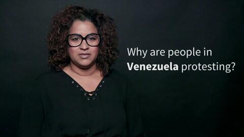 Hunger, inflation and institutional crisis: here's why people are protesting in Venezuela