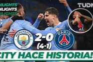 Manchester City elimina al PSG y disputará su primera Final de Champions