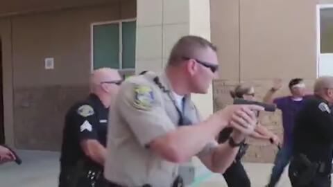 Policía busca educar a la gente para reaccionar ante un tiroteo