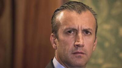 Vicepresidente de Venezuela responde en The New York Times a acusaciones de narcotráfico que le hizo EEUU