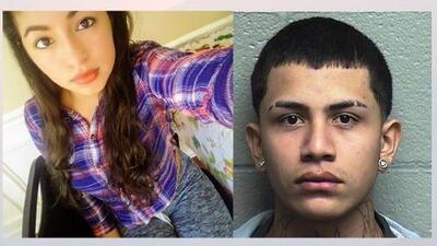 Joven acusado de asesinar a una adolescente hispana es capturado