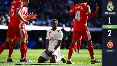 ¡Golpazo al Real Madrid!