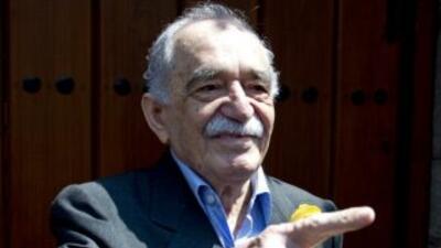 Sale Gabriel García Márquez del hospital, aunque su condición es delicada
