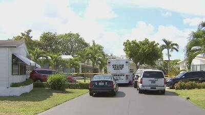 Vecinos de una pareja asesinada en Pompano Beach dicen estar preocupados por su seguridad