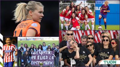 La lucha por un progreso en el futbol femenino