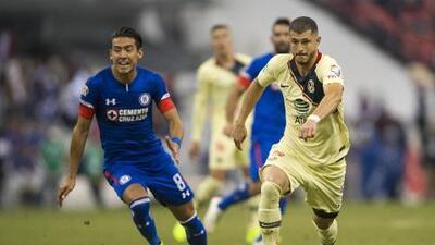 Cómo ver América vs. Cruz Azul en vivo, por la Liga MX 14 Abril 2019