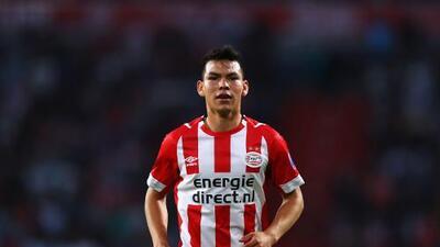 Con 'Chucky' Lozano como figura, el PSV busca un regreso histórico a la Champions