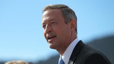 El demócrata Martin O'Malley promete nuevas medidas de protección a indocumentados