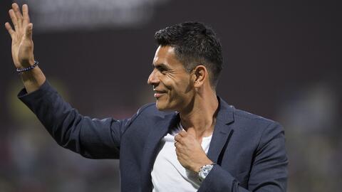 Oswaldo Sánchez tiene muy claro cómo le debe jugar México a Honduras