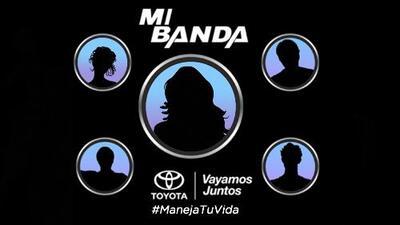 Escoge a tus TOP 5 members de La Banda