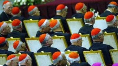 Los cardenales electores