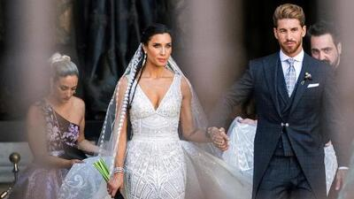Empleados se quejan de malos tratos en la boda de Sergio Ramos