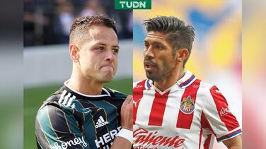 Oribe compara su situación en Chivas con la de Chicharito en MLS
