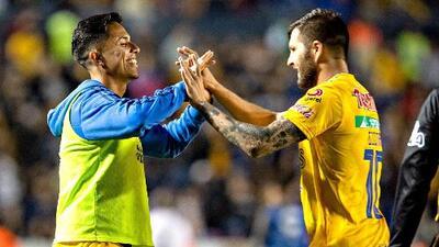 En Tigres, una buena y una mala: Gignac estaría disponible y Salcedo no viajará a Puebla