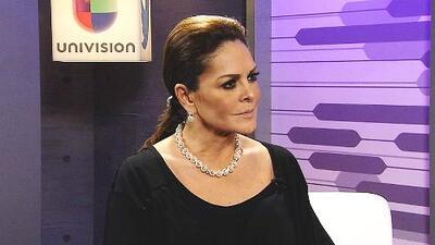 Mara Patricia Castañeda quiso llamarle a su amigo Joan Sebastian, pero fue muy tarde