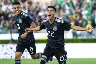 En fotos: con exhibición de Uriel Antuna, México goleó sin problemas a Cuba en la Copa Oro