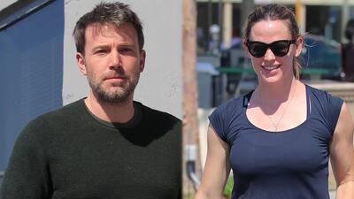 Ben Affleck y Jennifer Garner pasaron el 4 de Julio juntos