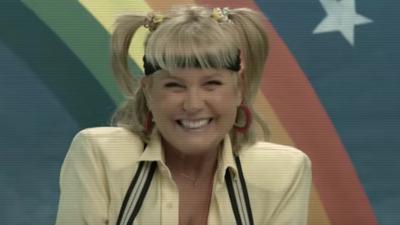 Xuxa se ve igualita que hace 25 años en esta promo de Netflix para 'Stranger Things'