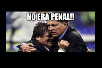 Recordamos los memes del #NoEraPenal a un año del México vs. Holanda