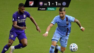 Escándalo arbitral y locos penales, Orlando City avanzó en playoffs
