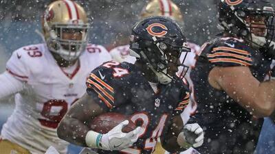 Los Bears ganan 26-6 y propinan a los 49ers su undécima derrota consecutiva