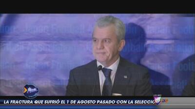 La cronología de la demanda contra Javier Aguirre