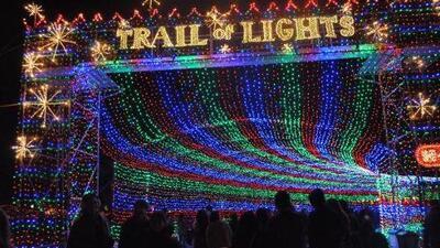 Ya tiene fecha la fiesta de Austin Trail Of Lights