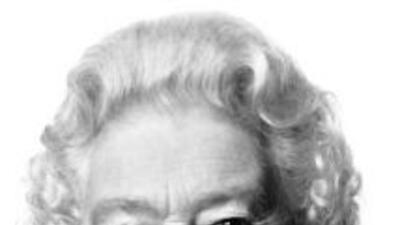 A sus 88 años, la reina de Inglaterra posa para un nuevo retrato